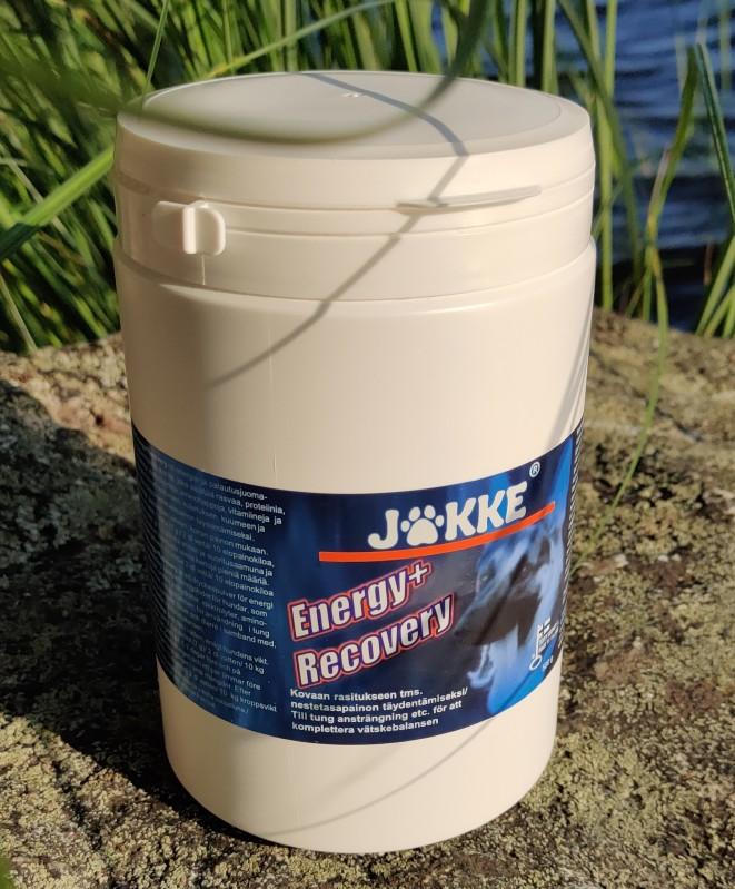 Jakke Energy+Recovery 500 g - energia ja palautuminen