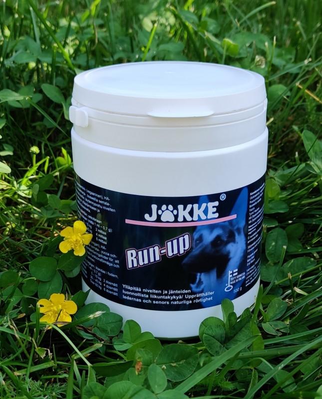 Jakke Run-up 500 g - nivelille, VEGAANINEN - allergisille