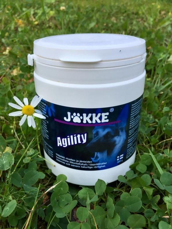 Jakke Agility 500 g - nivelille ja jänteille