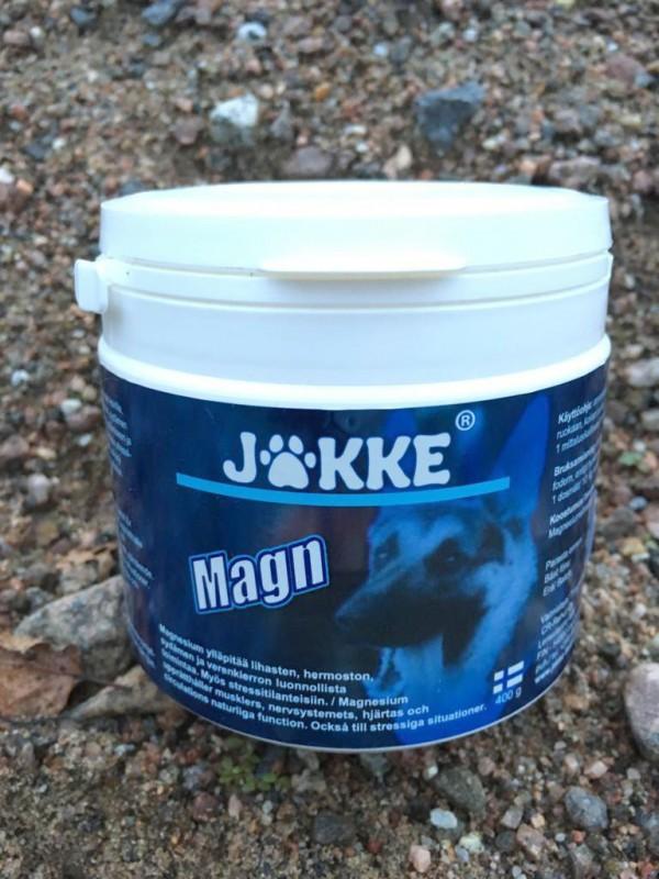 Jakke Magn 400g